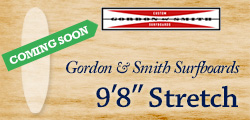 G&S Surfboards 9'8″ Stretch
