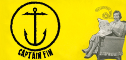 Captain Fin Co. ? Be Cool Man -取り扱い開始!!!