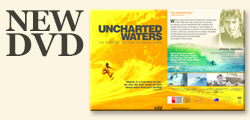 【新作】New DVD「Uncharted Waters」絶賛発売中!!
