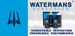 定番アイテム!! Watermans Sunscreen【ウォータンマンズ・サンスクリーン】好評販売中!!