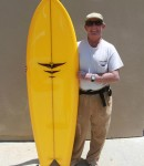 Skip Frye Surfboards 5&#8217;11&#8243; Fish