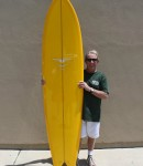 Skip Frye Surfboards 7&#8217;10&#8243; Fish