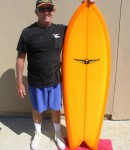 Skip Frye Surfboards 5'6″ Fish