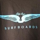 Skip Frye Surfboards T-shirt (Size:S / Item#208)