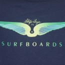"Skip Frye Surfboards T-shirt ""71″ Limited Edition 2012 (Size:L / Item#311)"