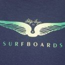 "Skip Frye Surfboards T-shirt ""71″ Limited Edition 2012 (Size:L / Item#312)"