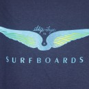 "Skip Frye Surfboards T-shirt ""71″ Limited Edition 2012 (Size:L / Item#313)"