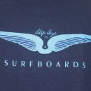 "Skip Frye Surfboards T-shirt ""71″ Limited Edition 2012 (Size:S / Item#331)"