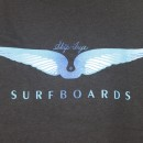 Skip Frye Surfboards T-shirt (Size:L / Item#506)
