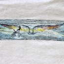 Skip Frye Surfboards T-shirt 70th Birthday Limited Edition (Size:XXL / Item#249)